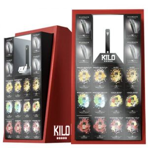 Kilo eLiquids 1K Vaporizer Device - Display Set - Default Title