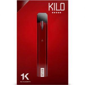 Kilo eLiquids 1K Vaporizer Device - Red