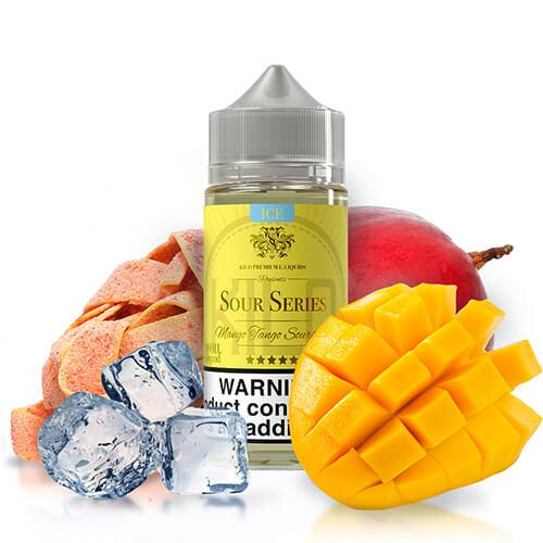Kilo eLiquids Sour Series ICE - Mango Tango Sours Ice - 100ml / 0mg