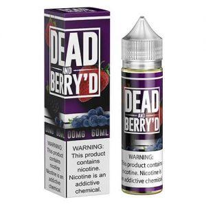Kinetik Labs eJuice - Dead & Berry'd - 60ml / 0mg