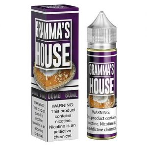 Kinetik Labs eJuice - Gramma's House - 60ml / 12mg