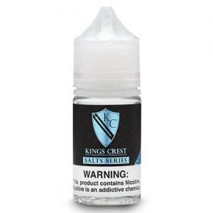 Kings Crest Reserve Premium Nic Salts - Blueberry Duchess Salt - 30ml / 35mg
