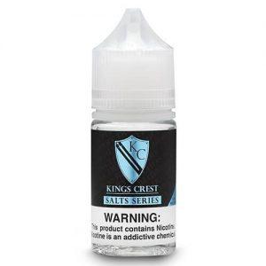 Kings Crest Reserve Premium Nic Salts - Blueberry Duchess Salt - 30ml / 50mg