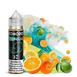 Komodo eJuice - Tsunami - 60ml / 0mg