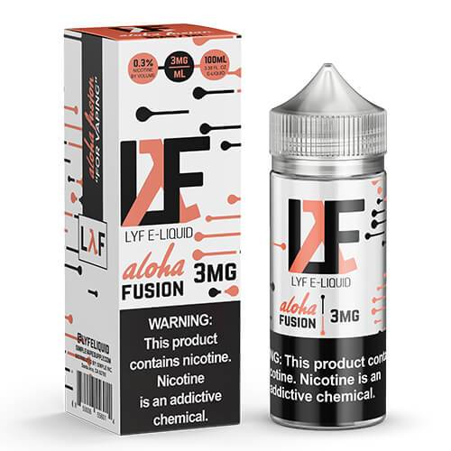 LYF E-Liquid - Aloha Fusion - 100ml / 3mg