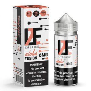 LYF E-Liquid - Aloha Fusion - 100ml / 6mg