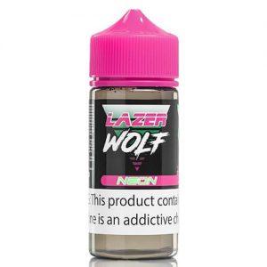 Lazer Wolf eLiquid - Neon - 100ml / 3mg