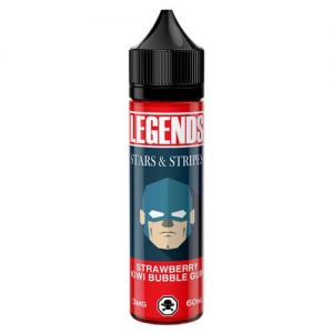 Legends Hollywood Vape Labs - Stars And Stripes - 30ml / 6mg