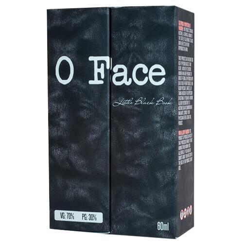 Little Black Book - O Face - 100ml / 6mg