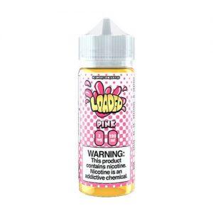 Loaded E-Liquid - Pink - 120ml / 0mg