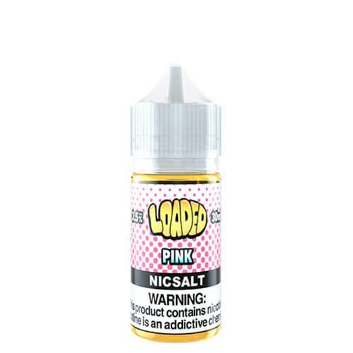 Loaded E-Liquid SALTS - Pink - 30ml / 35mg