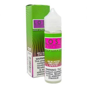 Lost In The Sauce - Green Apple Berry - 60ml / 3mg