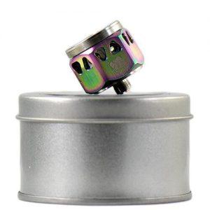 LYX Vape Spinners - Vape Spinner w/LED - Rainbow w/LED