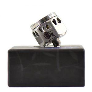 LYX Vape Spinners - Vape Spinner w/LED - Stainless w/LED