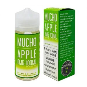 MUCHO eJuice - Apple - 100ml / 3mg