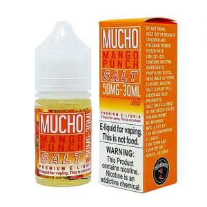 MUCHO eJuice Salt - Mango Punch - 30ml / 50mg
