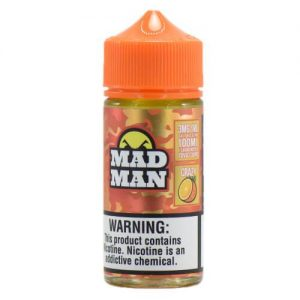 MadMan Liquids - Crazy Orange - 100ml / 3mg