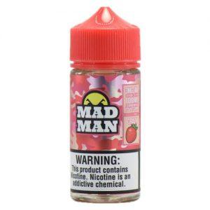 MadMan Liquids - Crazy Strawberry - 100ml / 6mg