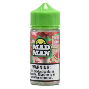 MadMan Liquids - Crazy Watermelon - 100ml / 0mg
