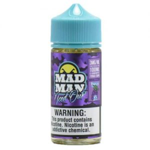 MadMan Liquids ICED OUT - Crazy Grape ICE - 100ml / 3mg