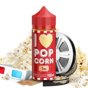 Mad Hatter Juice - I Love Popcorn - 100ml / 3mg