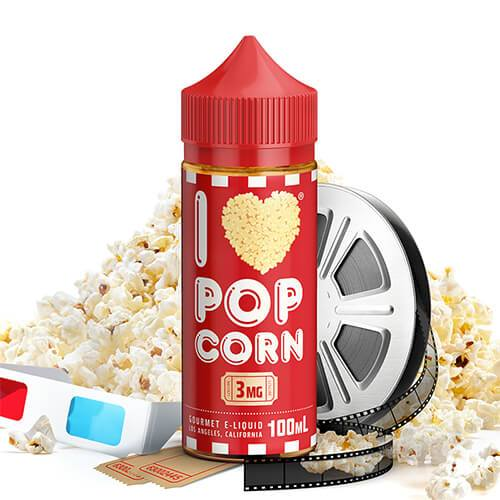 Mad Hatter Juice - I Love Popcorn - 100ml / 0mg