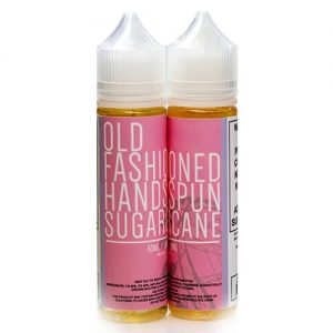Old Fashioned by Maine Vape Co - Hand Spun Sugar Cane - 60ml / 0mg