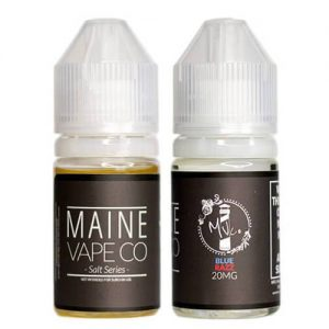 Salt Series by Maine Vape Co - Blue Razz - 30ml / 20mg