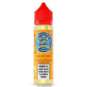 Mama's eLiquid - Nana Nut Swirl - 60ml / 18mg