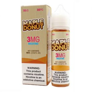 Maple Donut E-Liquid - Maple Donut - 60ml / 3mg