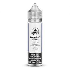 Marina Classics - Blueberry Milkshake - 60ml / 6mg