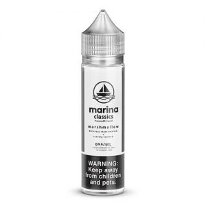Marina Classics - Marshmallow - 60ml / 0mg