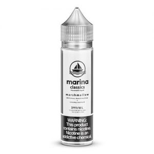 Marina Classics - Marshmallow - 60ml / 3mg