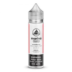 Marina Classics - Strawberry Donut - 60ml / 0mg