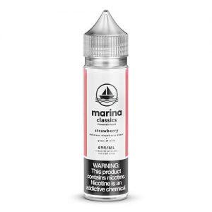 Marina Classics - Strawberry Donut - 60ml / 6mg