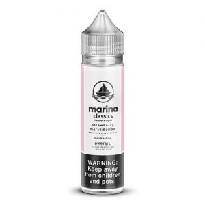 Marina Classics - Strawberry Marshmallow - 60ml / 0mg