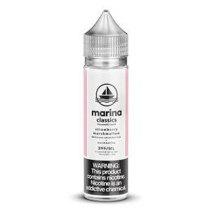 Marina Classics - Strawberry Milkshake - 60ml / 3mg