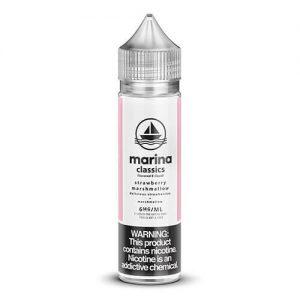 Marina Classics - Strawberry Milkshake - 60ml / 6mg