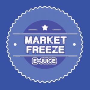 Market Freeze E-Juice - Kiwi Freeze - 60ml / 0mg