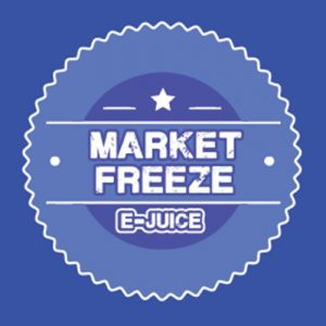 Market Freeze E-Juice - Mango Freeze - 60ml / 0mg