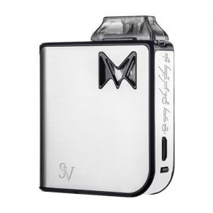 Mi-Pod Starter Kit - Metal Collection - Silver