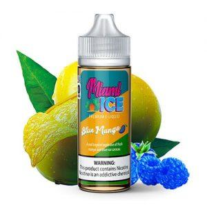 Miami ICE by Fuggin eLiquids - Blue Mango - 120ml / 3mg