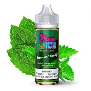 Miami ICE by Fuggin eLiquids - Spearmint Candy - 120ml / 6mg