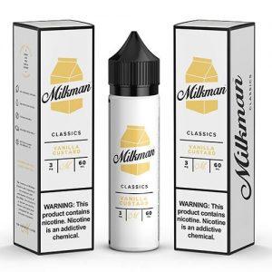 The Milkman eLiquids - Vanilla Custard - 60ml / 3mg