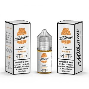 The Milkman Salt - The Mango Salt - 30ml / 40mg