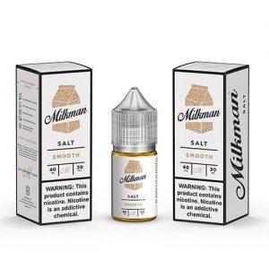 The Milkman Salt - The Smooth Salt - 30ml / 40mg