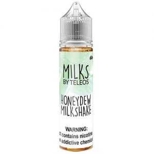 Milks by Teleos - Honeydew Milkshake - 60ml / 1.5mg
