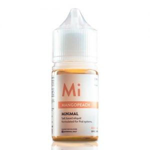MiNiMAL - Mango Peach eJuice - 30ml / 40mg