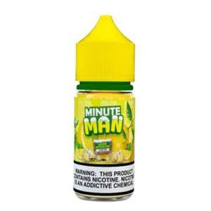 Minute Man Vape - Lemon Mint Ice - 30ml / 35mg