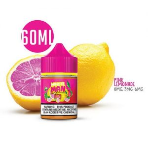 Minute Man Vape - Pink Lemonade Sub Ohm Salt - 60ml / 0mg
